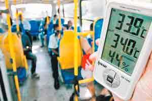 Ar-condicionado e refrigeração de ônibus