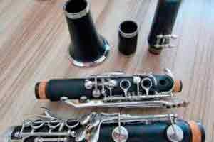 Niquelação em instrumento de sopro
