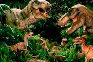 Dinossauros (A criação, vida e extinção)