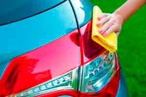 Lavagem a seco automotivo