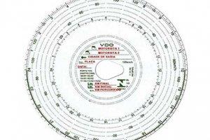 Disco de Tacógrafo - Leitura e Análise