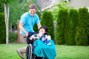 Cuidador de Crianças com Necessidades Especiais