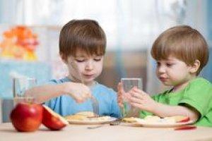 Introdução à nutrição escolar