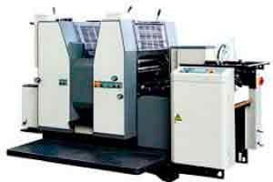 Operador de Impressoras Offset
