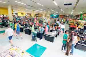 Administração de supermercados